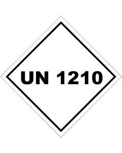 UN Labels on Rolls